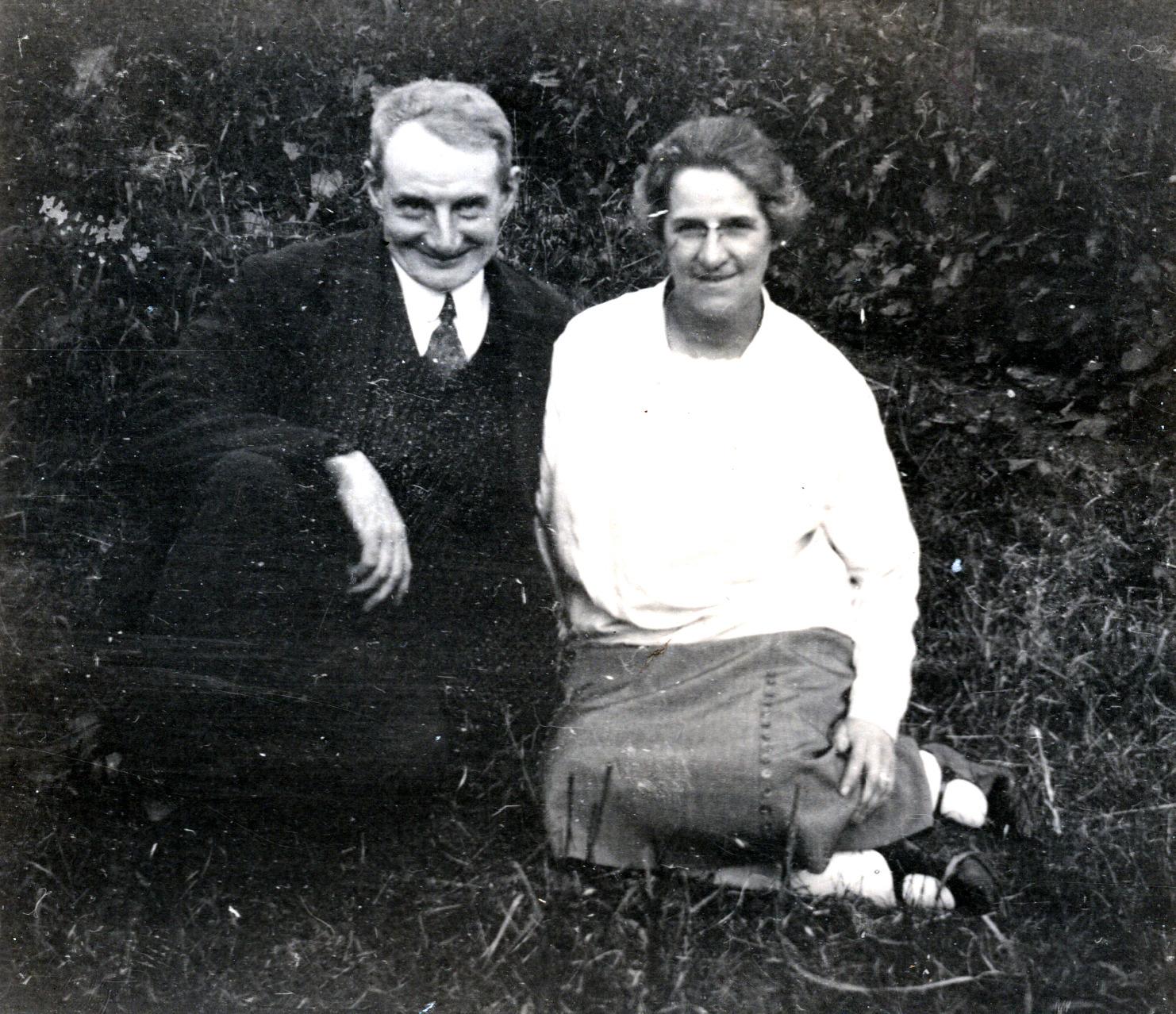 Jim & Nancy Holdsworth