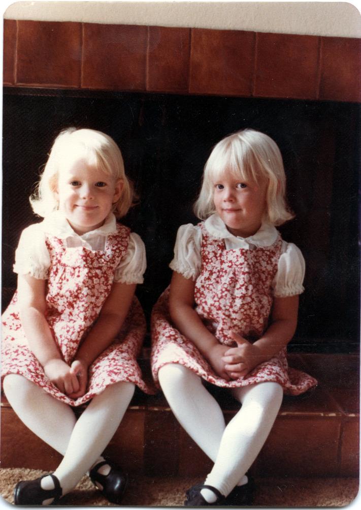 Karina and Megan or Megan and Karina