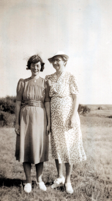Martha & Joyce