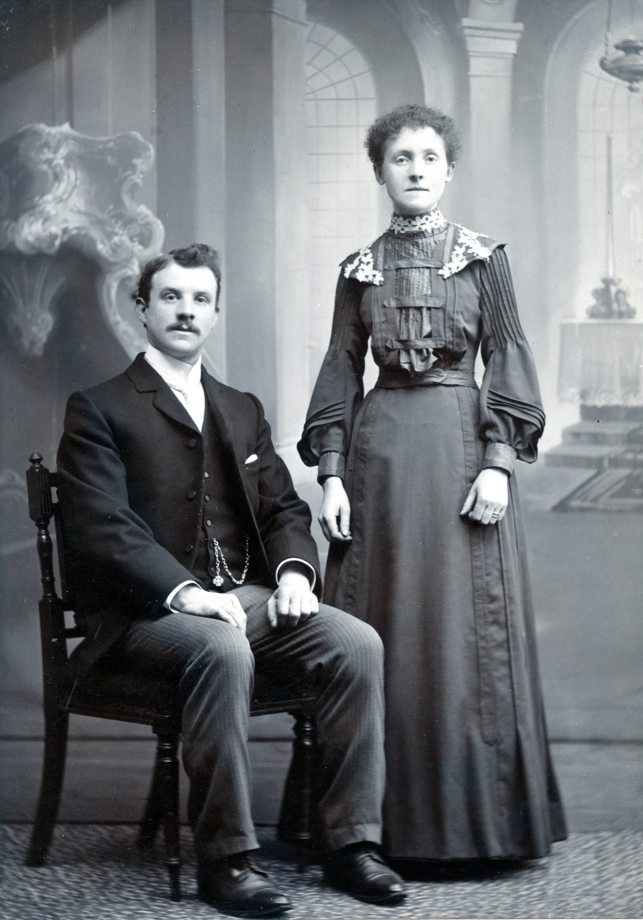 Martha & Wil Tindell