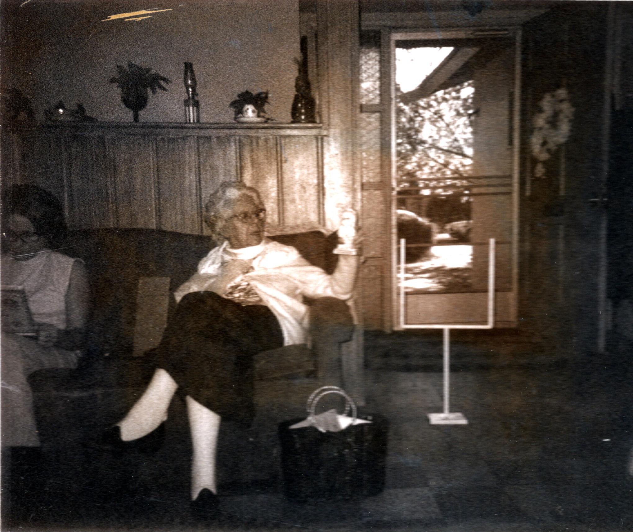 Mom & Gram