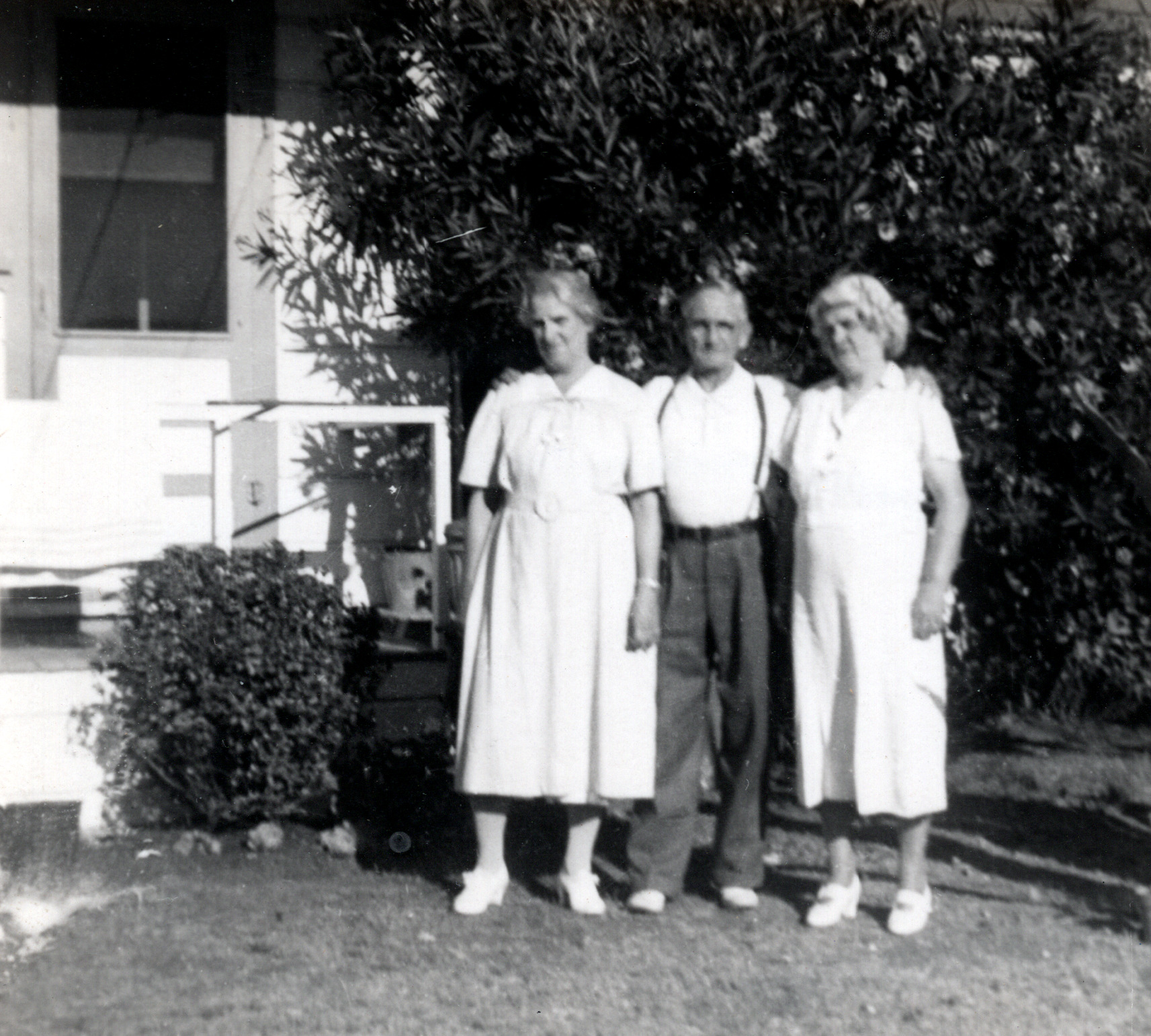 Nancy & Jim Holdsworth Visiting California