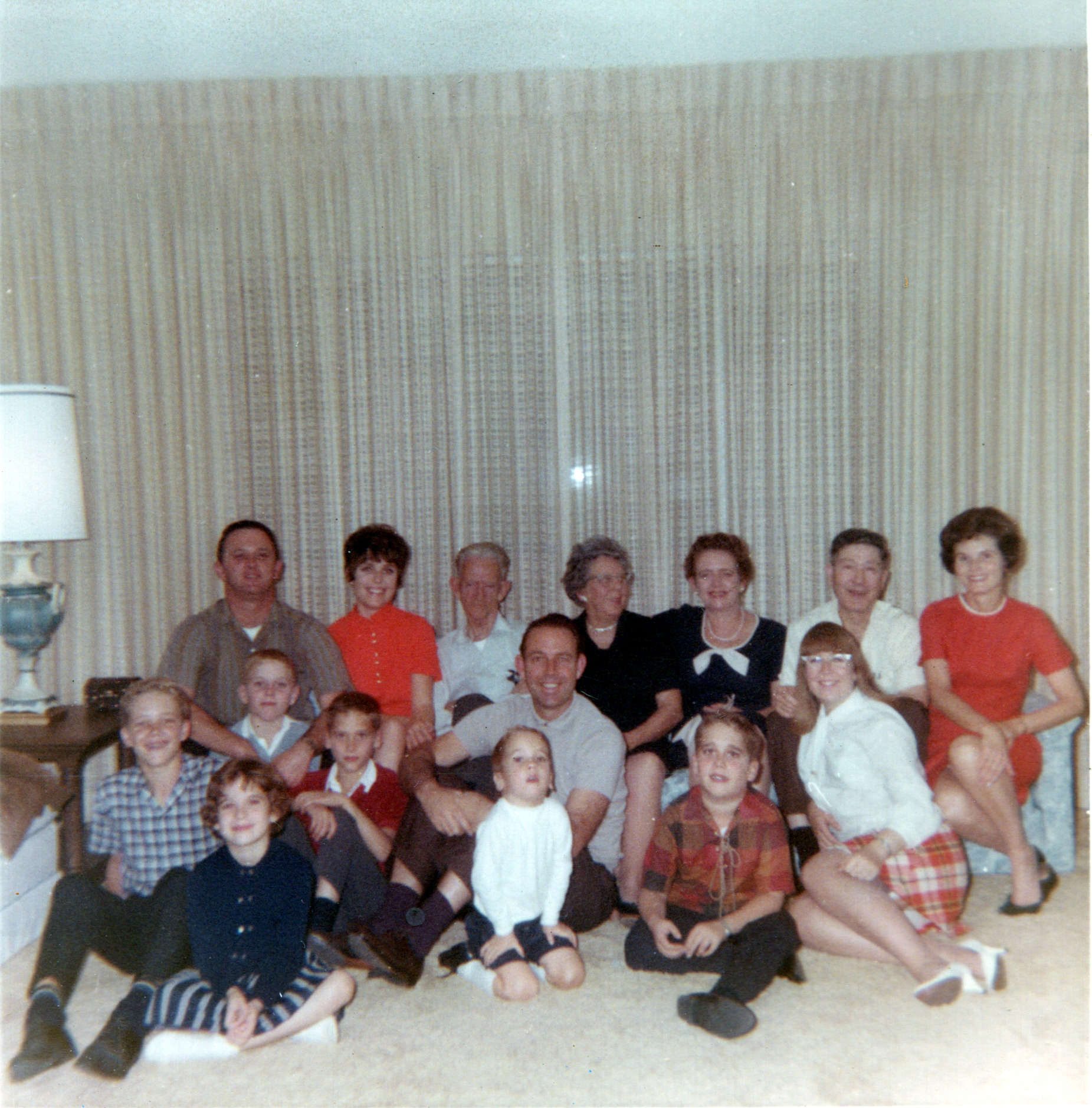 Phillips & Anderson Families