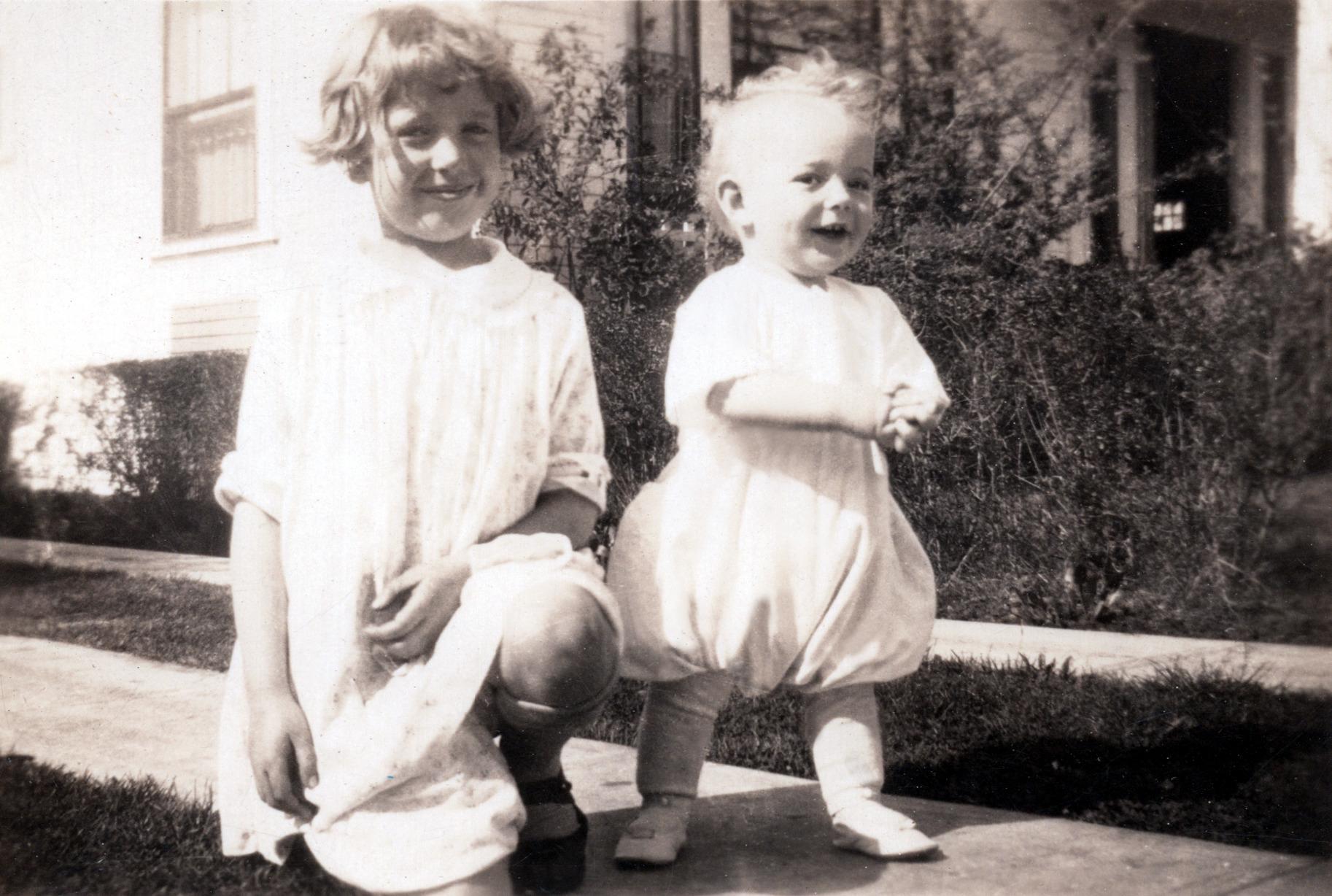 Shirley & Bob - 1927