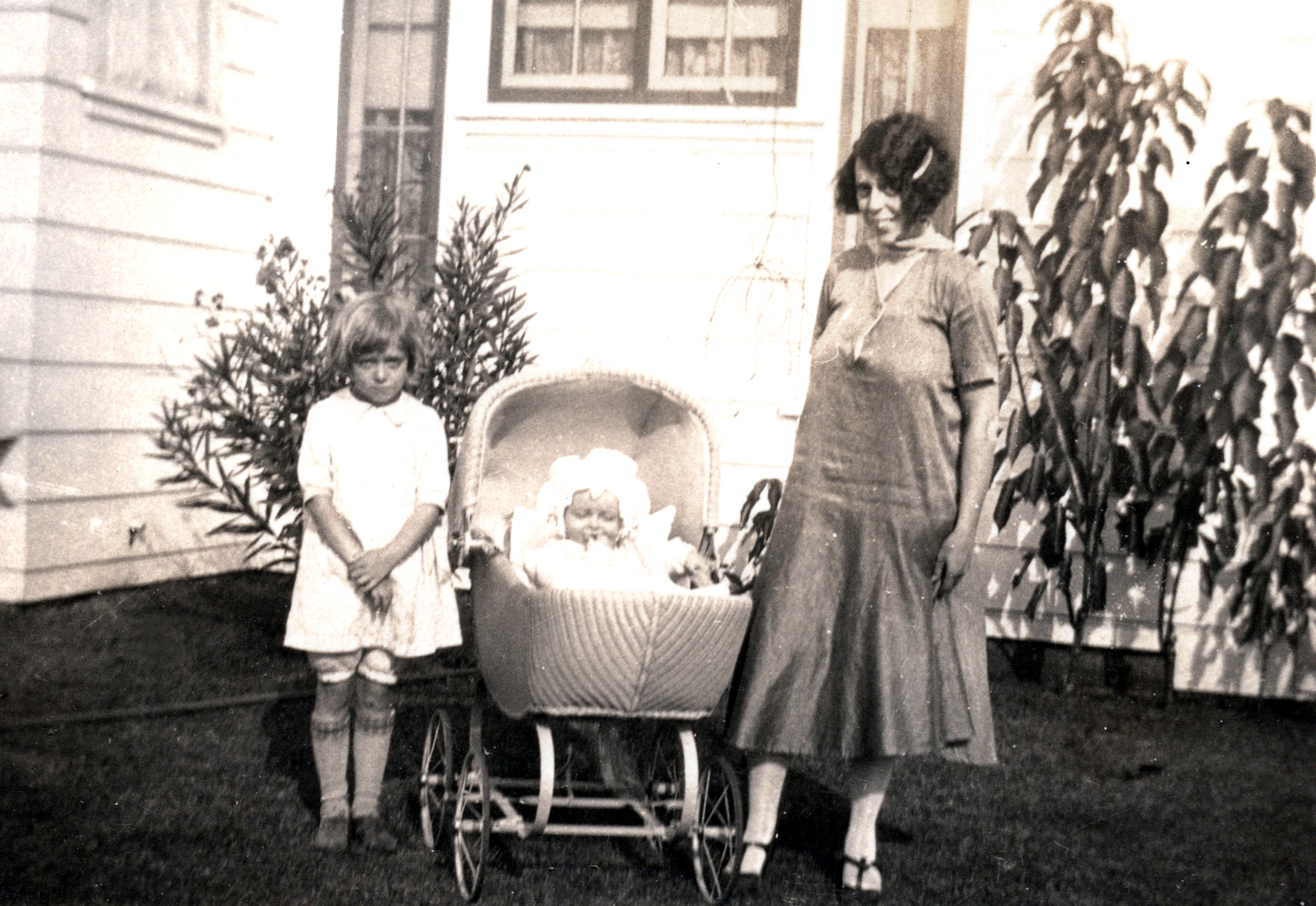 Shirley, Bob & Viola