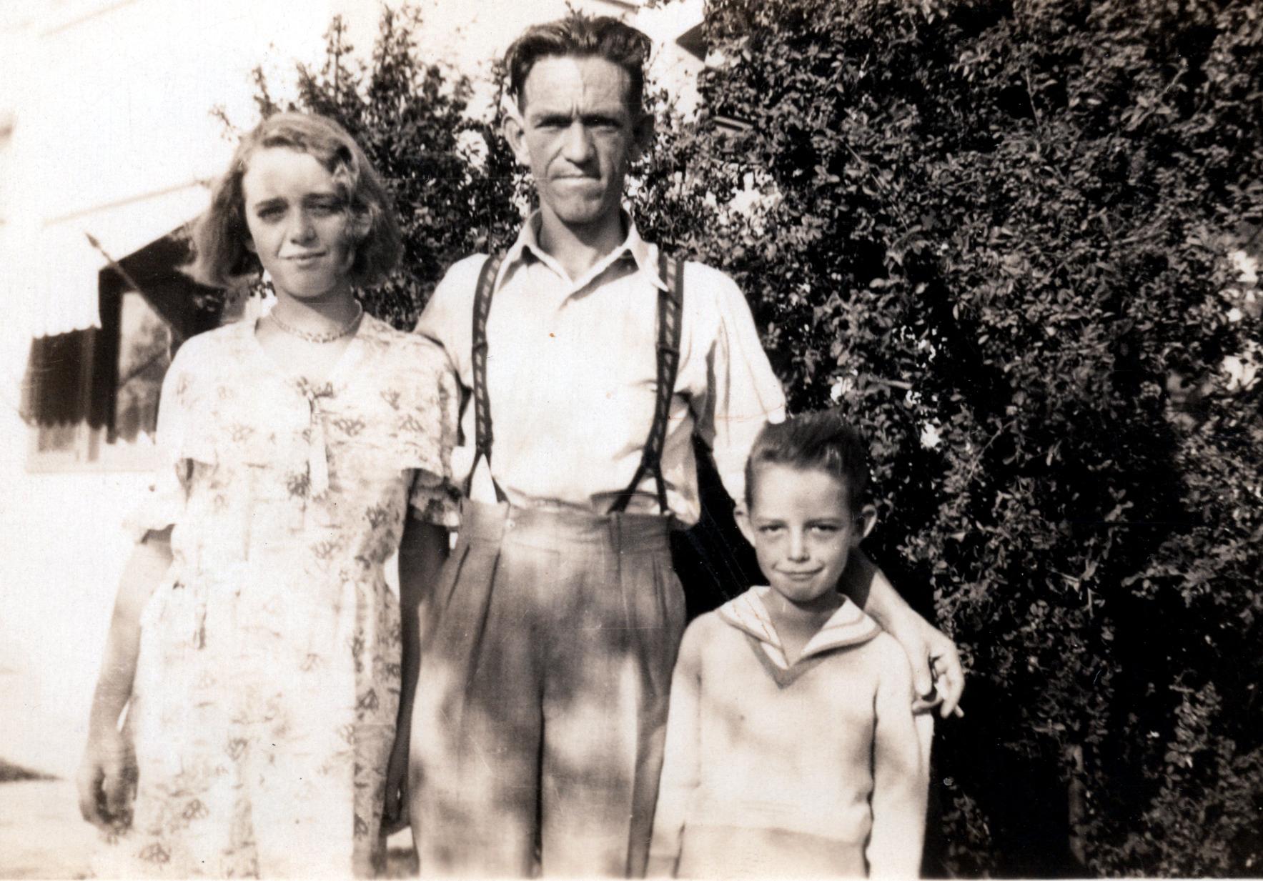 Shirley, Harold & Bob