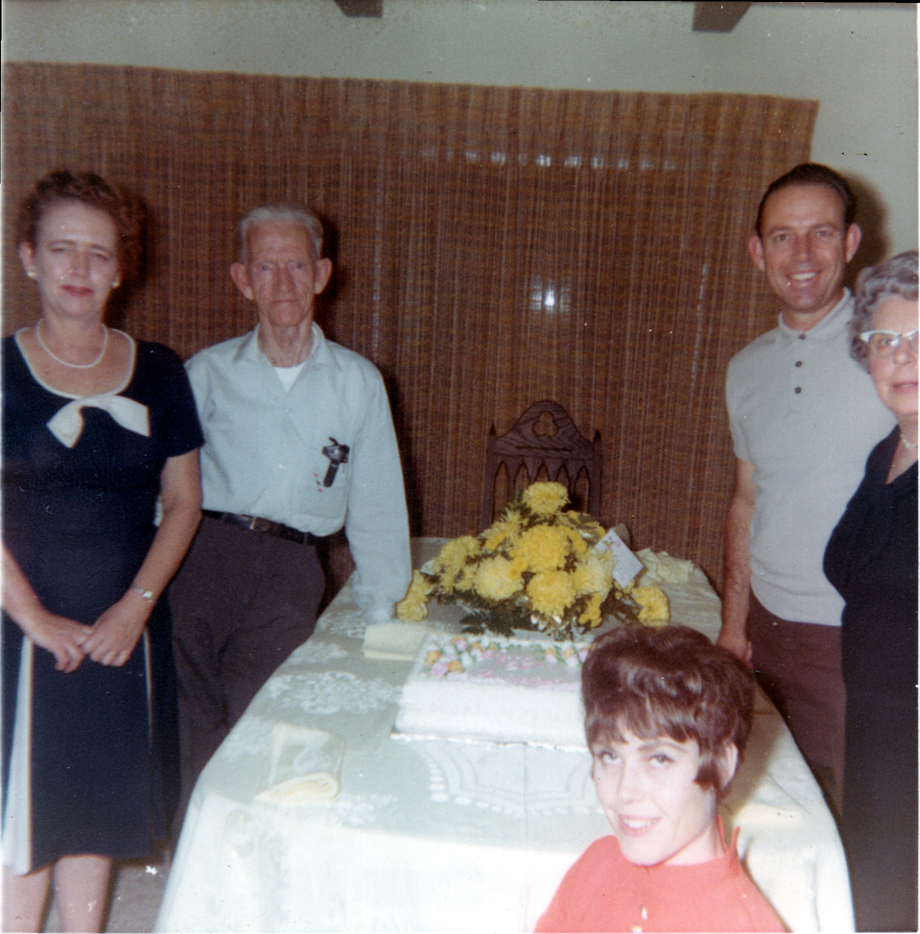 Shirley, Harold, Bob, Viola & Darlene