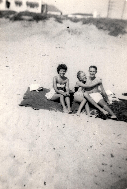 Shirley McGrath, Darlene & Bob
