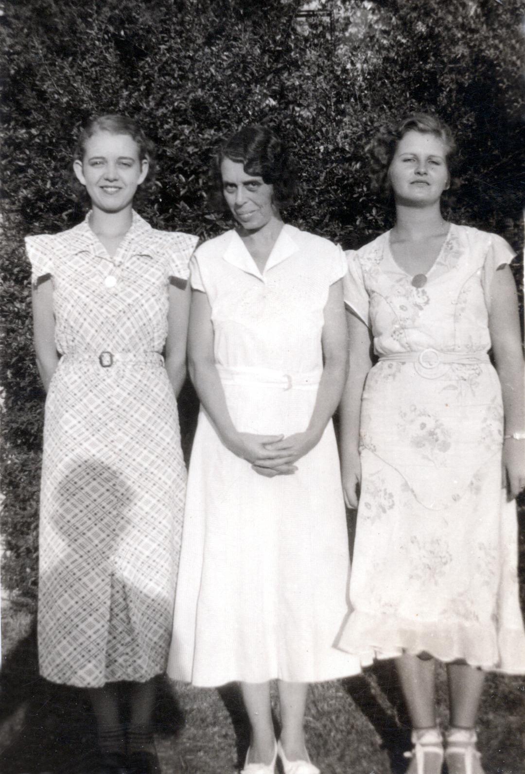 Shirley, Viola & Unknown