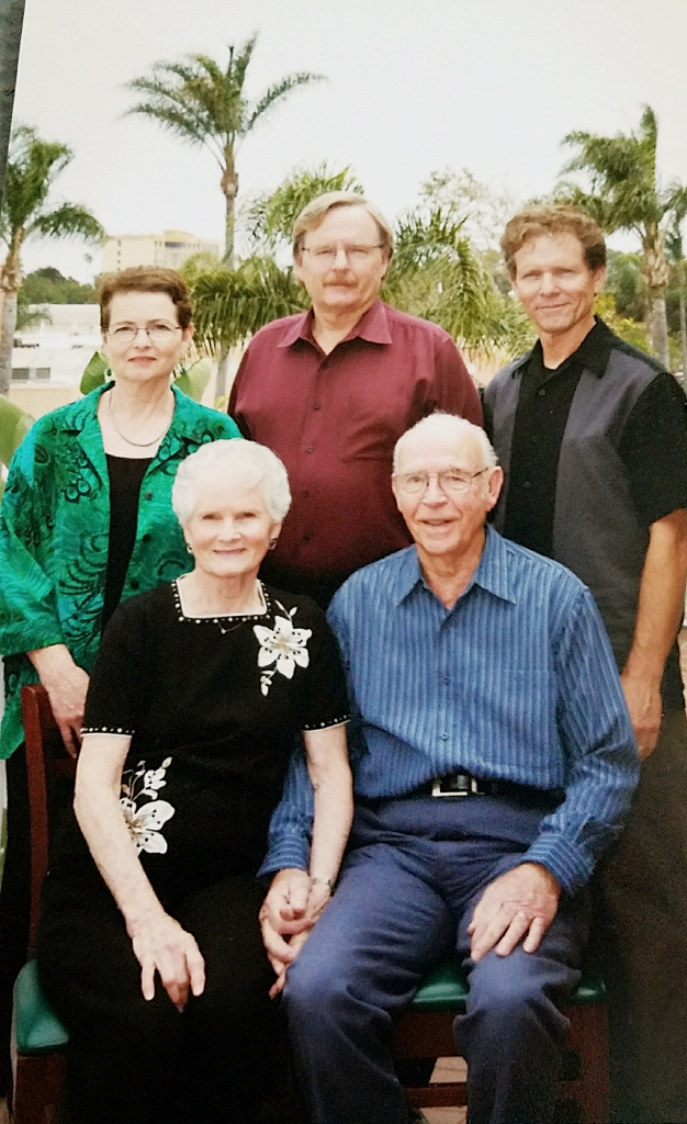 The Phillips Family 2011