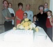 Bud, Roger, Darlene, Grandpa, Buddy, Kim, Gram, Terry & Mark