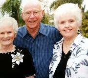 Melba, Bob & Darlene May 2011