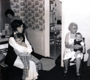 Roger, Darlene, Melba, Viola & Kenny - 1969-70