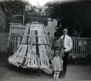 Viola, Harold & Shirley - Fall River Mass - est 1924