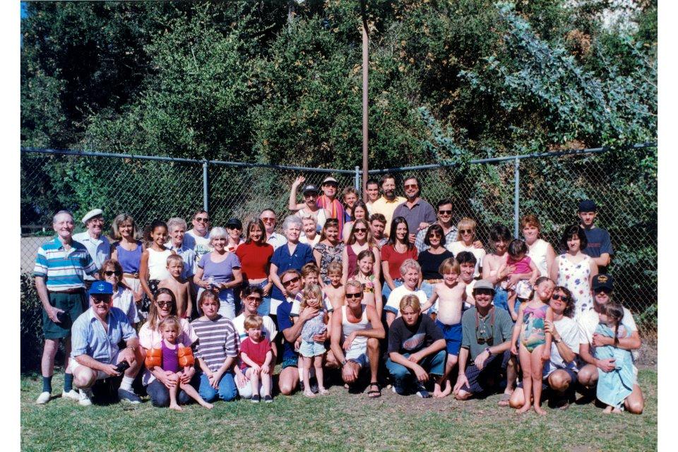 Family Picnic - 1994-1995