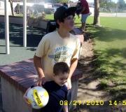 Andrew & Mason