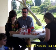 Daniel, Anna, Tom & Jenna