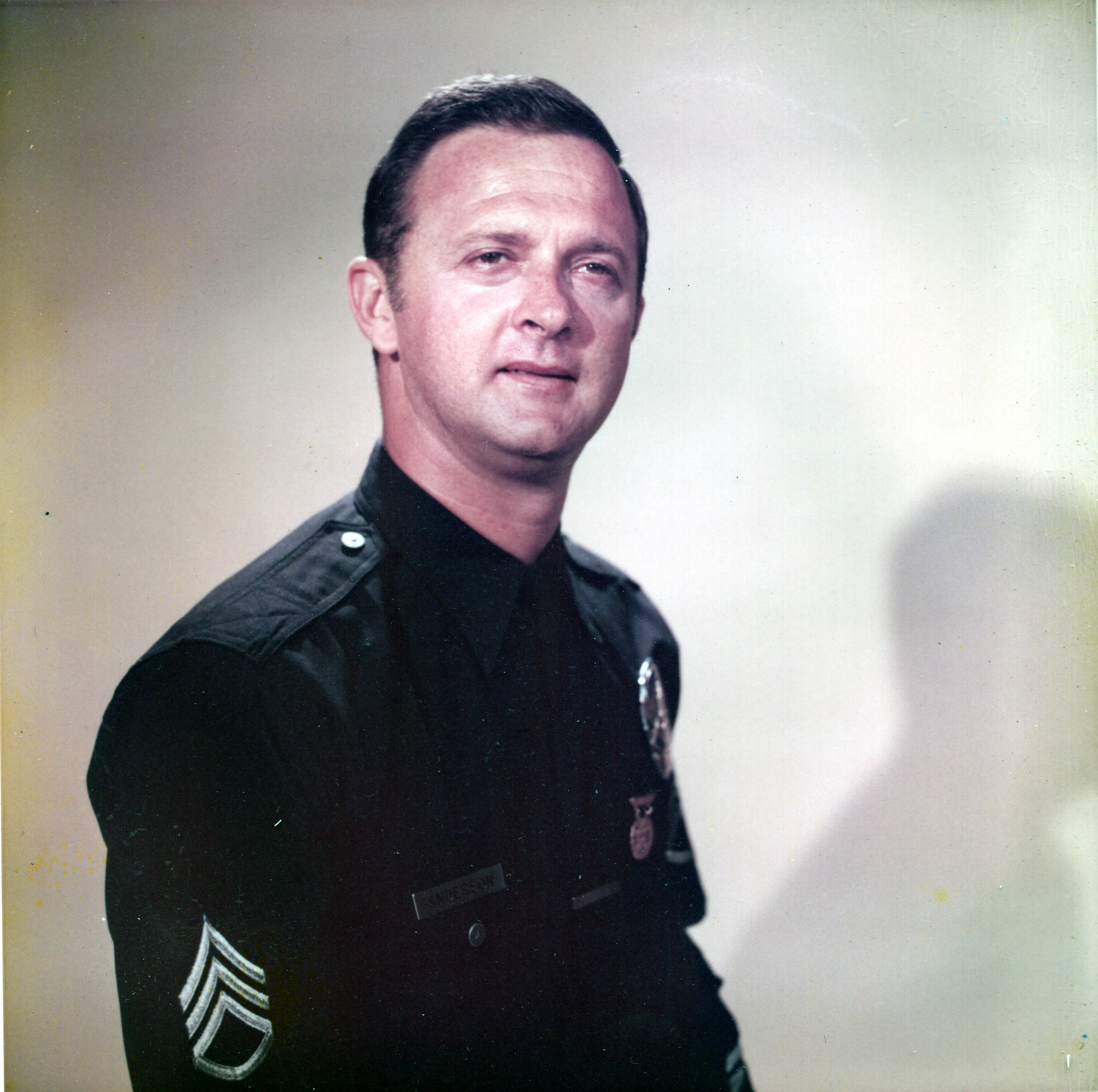 Dad in Uniform
