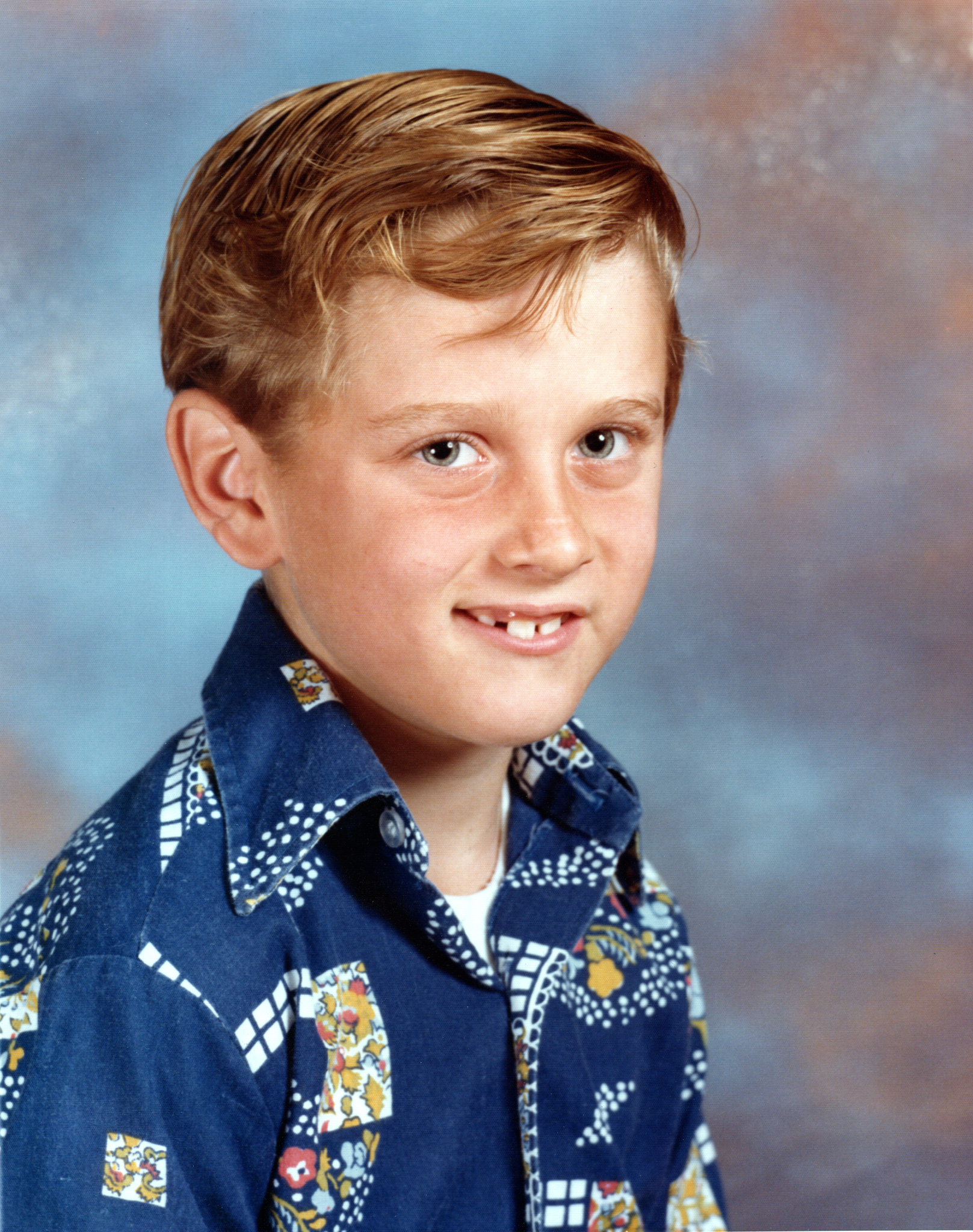 Ken 1st Grade 1975