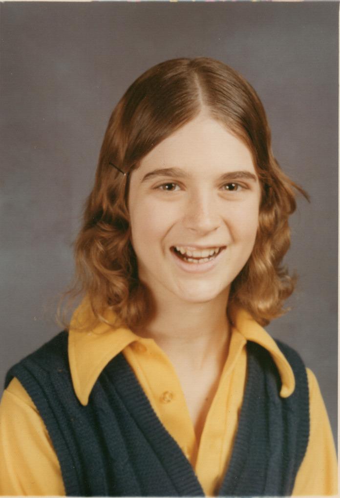 Kim OLV School Pic - 1972