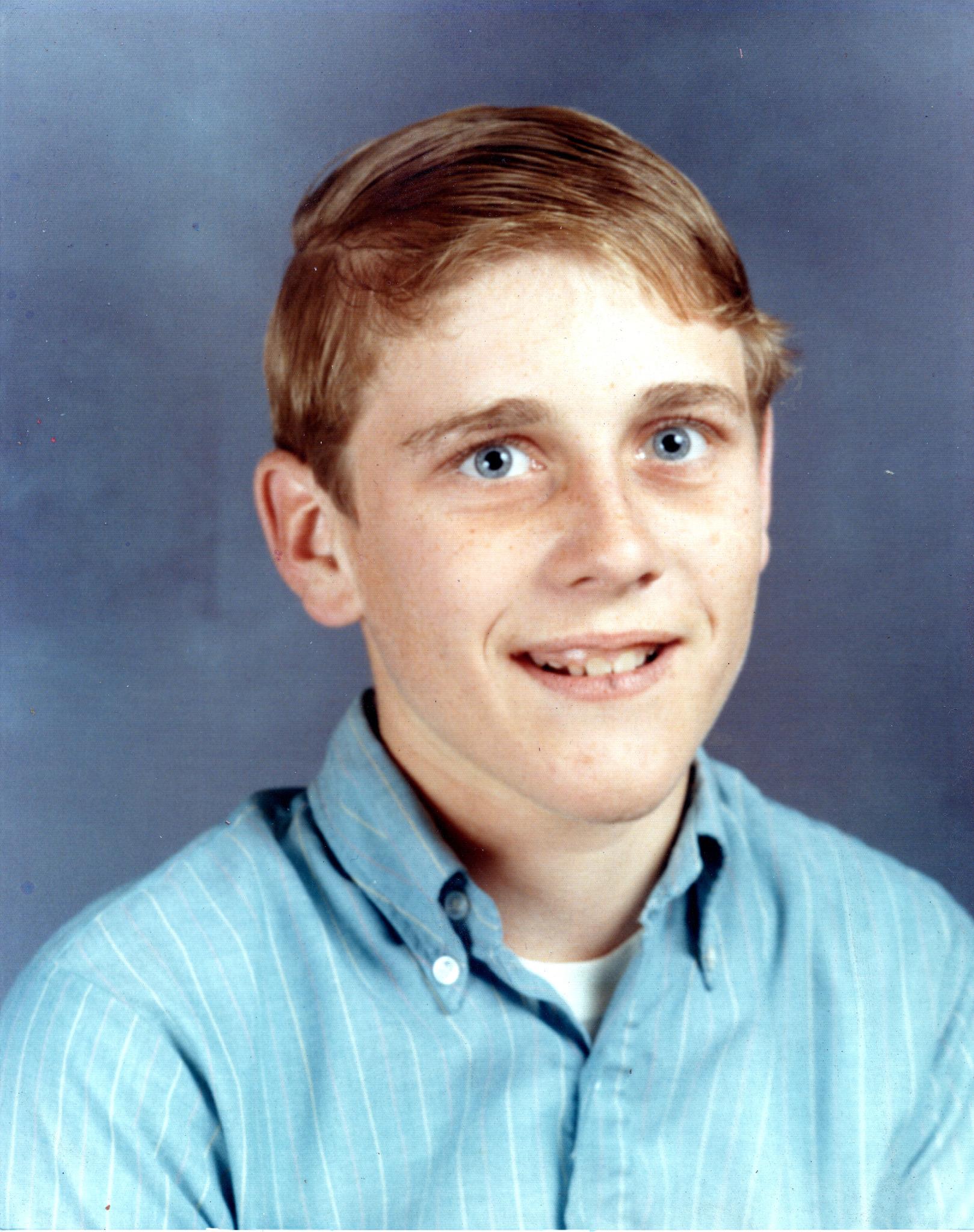 Terry 7th Grade 1971
