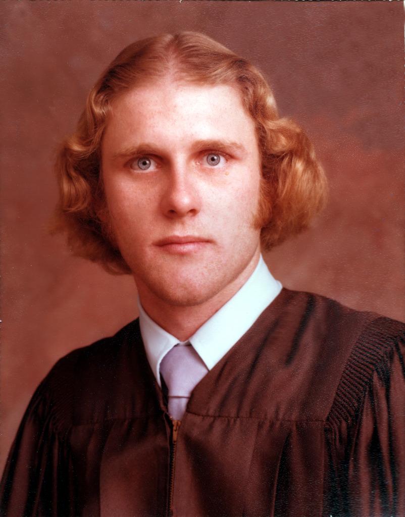 Terry Crespi Graduation - 1977
