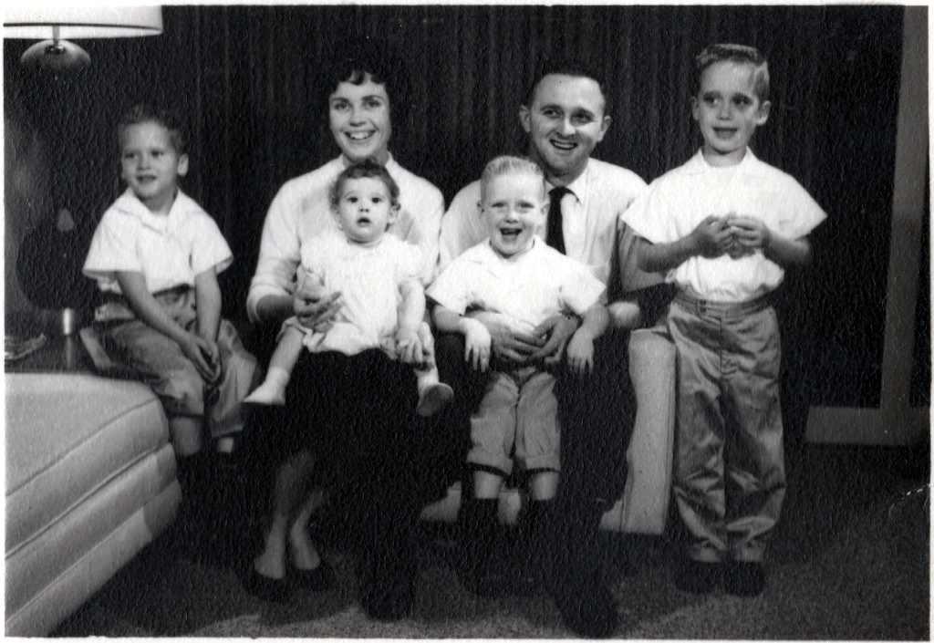The Andersons 1961-1962