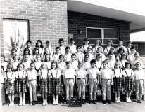 Mark's 3rd Grade Class 1966