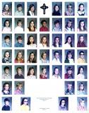 Roger's 6th Grade Class 1974