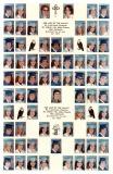 Roger's 8th Grade Graduation Class 1977