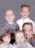 Terry, Mark, Buddy, Roger & Kim