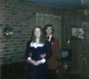 Patti & Buddy at Prom