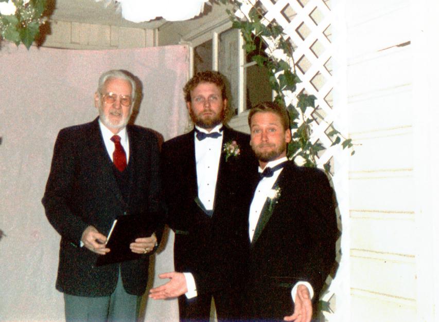 Terry, Mark & Preacher