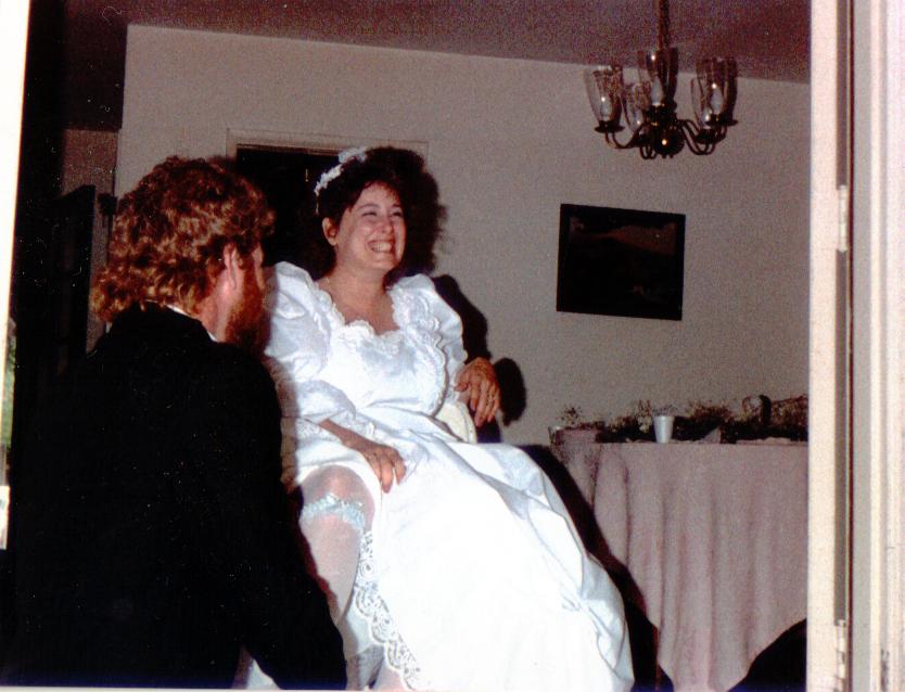 Terry & Gail Garter Belt