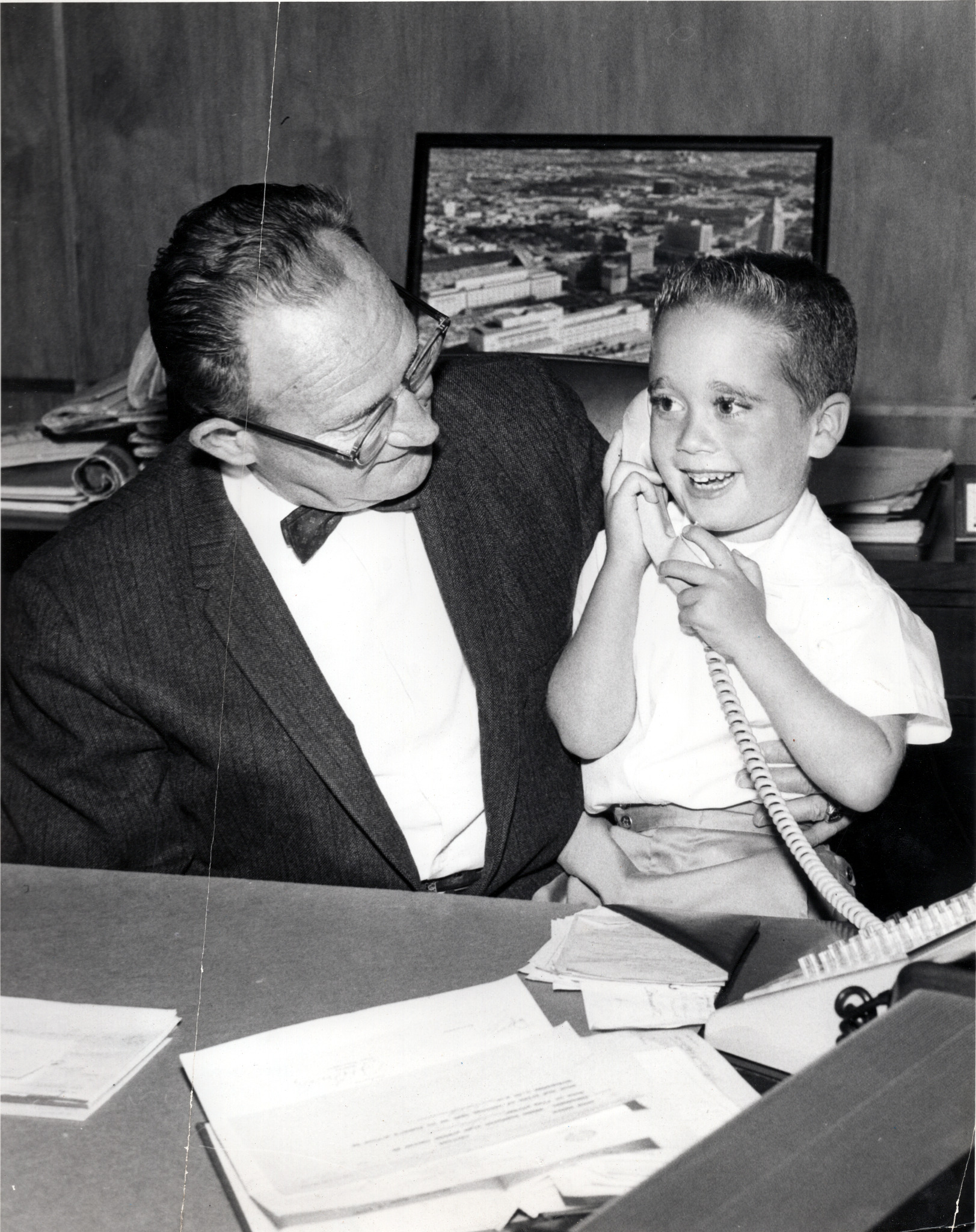 Buddy & Chief Deputy Supervisor - Kidney Disease Foundation - 1959