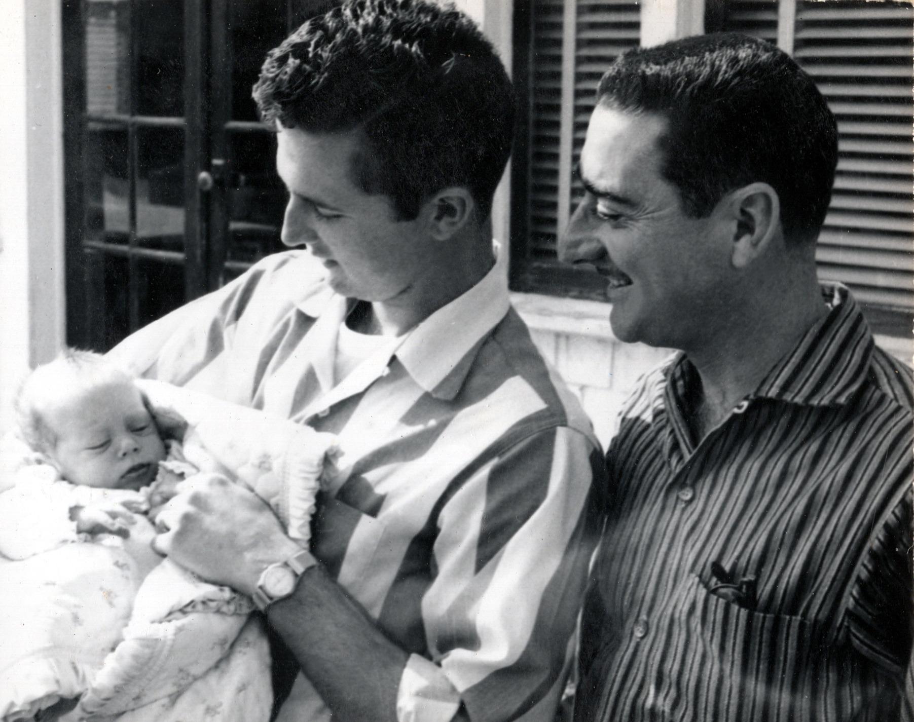 Buddy, Dad & Grandpa