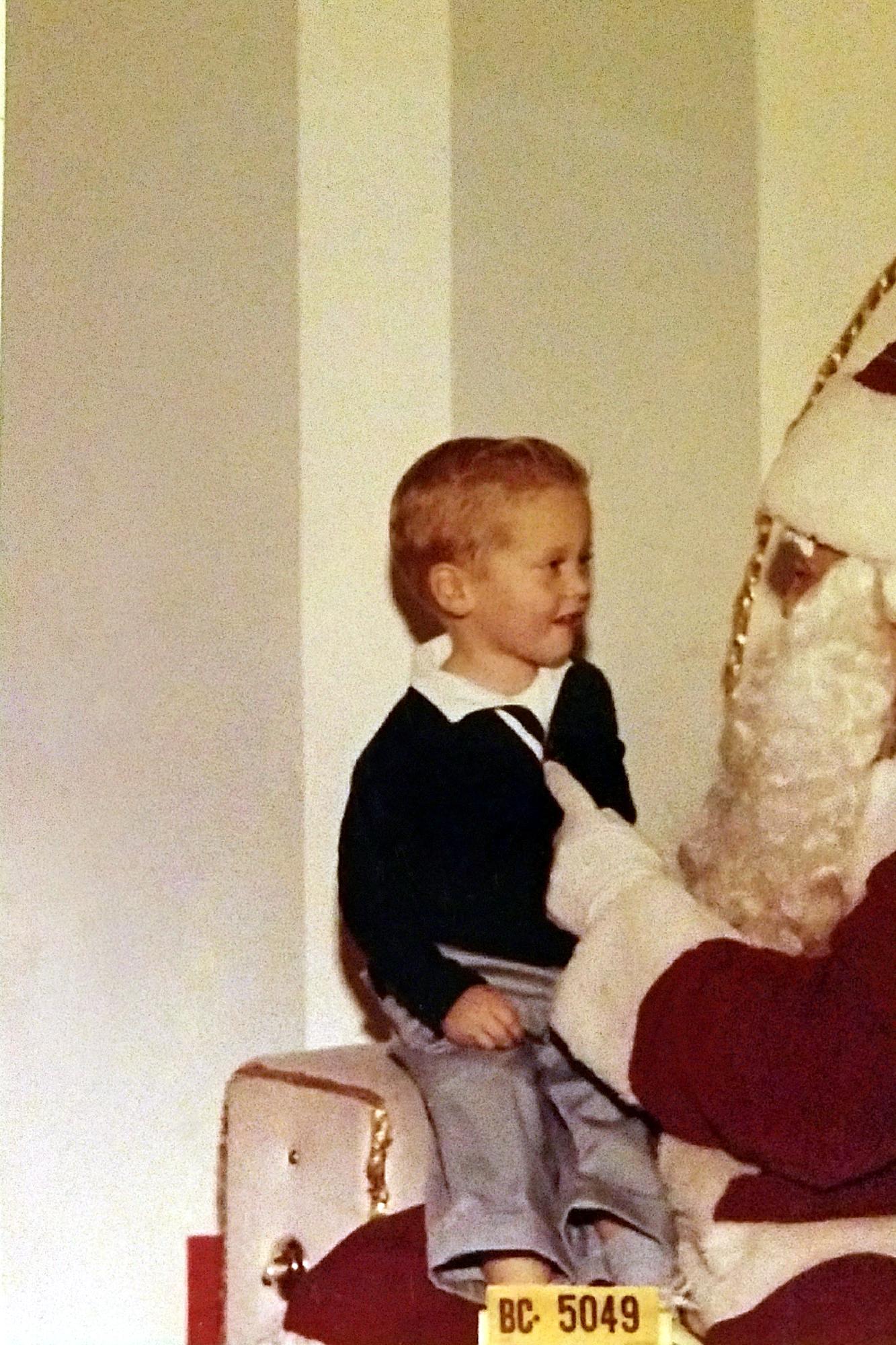Mark & Santa