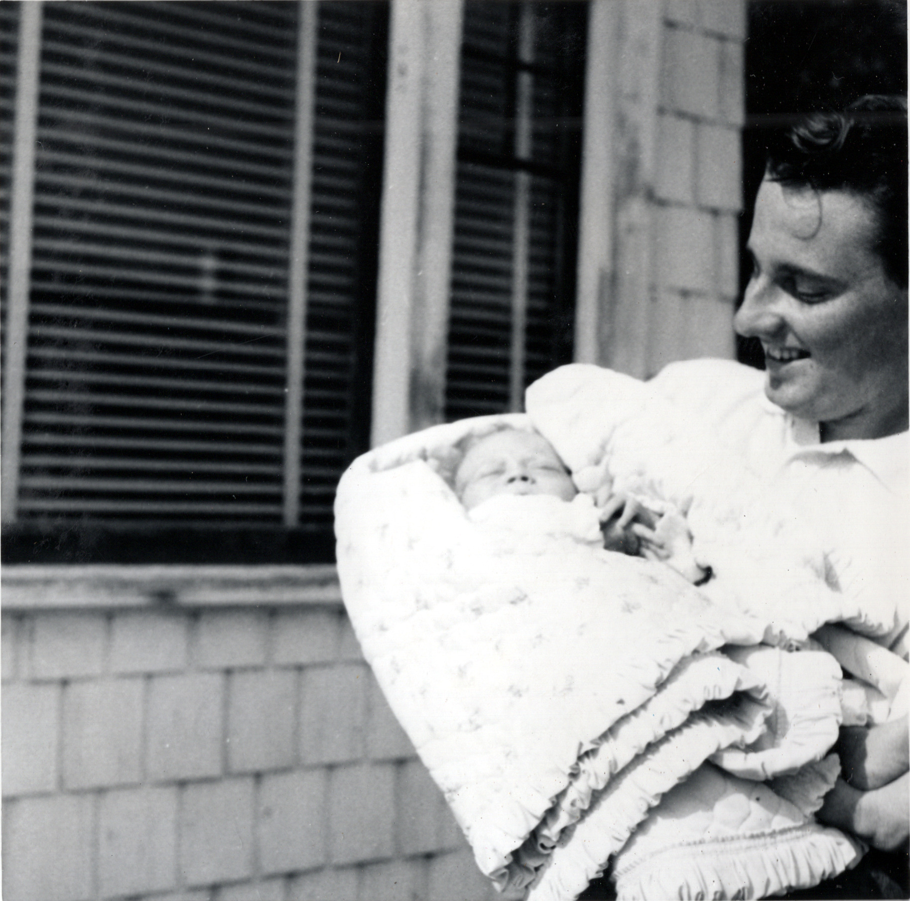 Uncle Terry & Buddy - May 1956