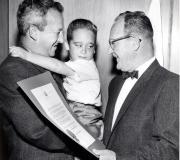 Buddy & City Supervisors - Kidney Disease Foundation 1 - 1959