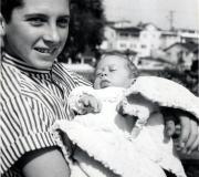 Mike & Buddy - May 1956