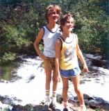 Ken & Tom at River