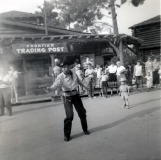 Trading Post Hold Up (Mark in Background)