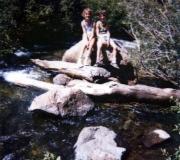Ken & Tom at the River