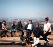 Kim, Roger, Terry, Mark, Buddy & Mom
