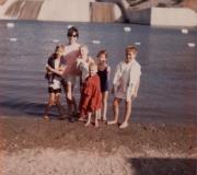 Mark, Mom, Terry, Roger, Kim & Buddy