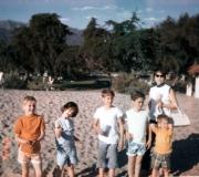 Terry, Kim, Mark, Buddy, Roger & Mom